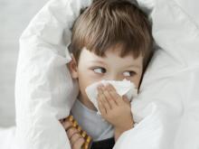 Flu runny nose