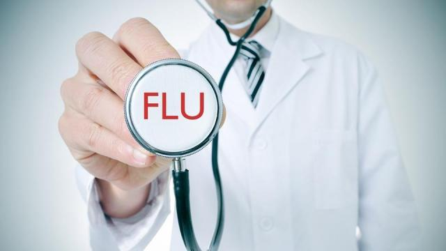 Since both the flu and a cold are respiratory illnesses, they share overlapping symptoms.