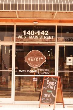 Little Washington : Spotlight : Harbor District Market
