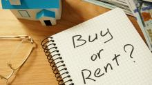 Buy or rent a home