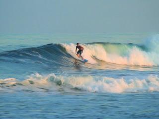 Wrightsville Beach surfing