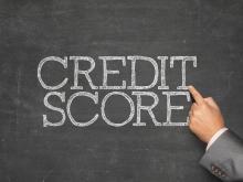 Credit score (generic)