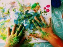 Finger Painting Generic
