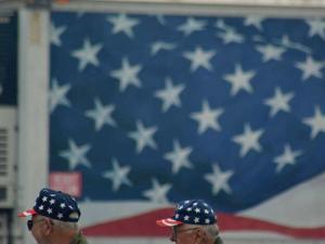 TLC - Veterans Flag