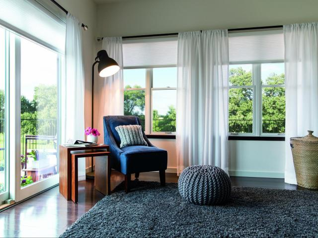 Installing energy-efficient windows and doors not only helps reduce emissions, by decreasing the potential energy needed to heat and cool the home, but it also saves money.