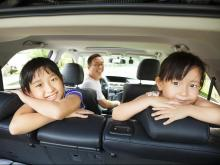 Priorities for vehicles change when building a family