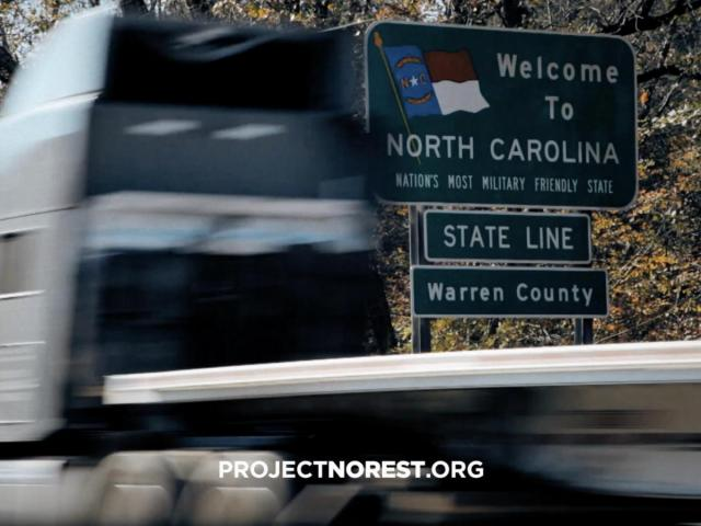 In the past 10 years, the National Human Trafficking Hotline has identified almost 2,700 victims of human trafficking in North Carolina.