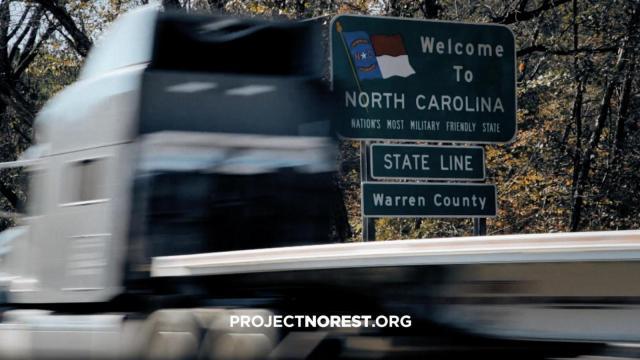 Human trafficking an alarming problem in NC