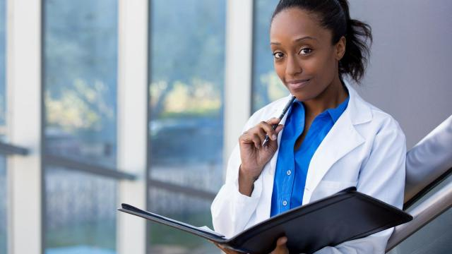 Labor figures show the potential in the medical field for community college graduates is growing.