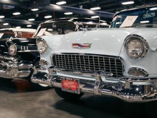 Leith : Spotlight : Raleigh Classic Car Auction