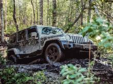 Leith : Spotlight : Jeep Off Roading