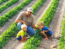 Peanuts : Spotlight : Farming
