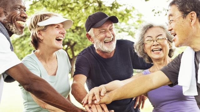 Health professionals and researchers focusing on helping seniors combat Alzheimer's disease have identified an effective tool in this fight -- vigorous exercise.
