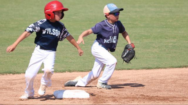 Wilson : Spotlight : Youth Athletics
