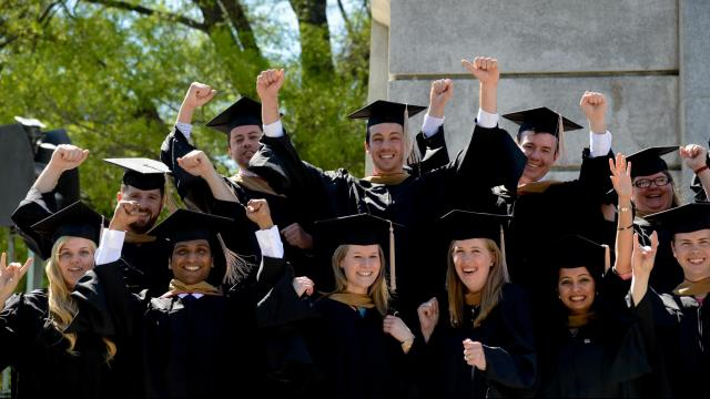 Flexible MBA programs allow students to balance coursework, parenthood and career.