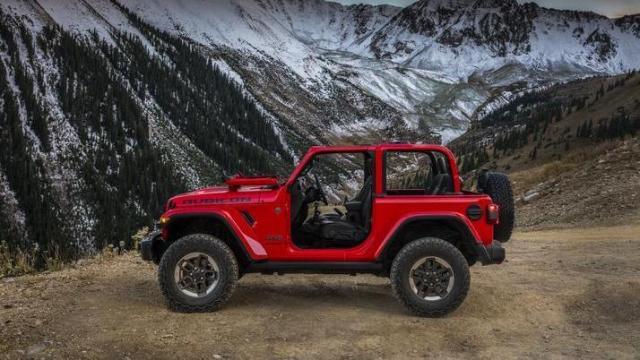 Leith : Spotlight : 2018 Jeep Wrangler