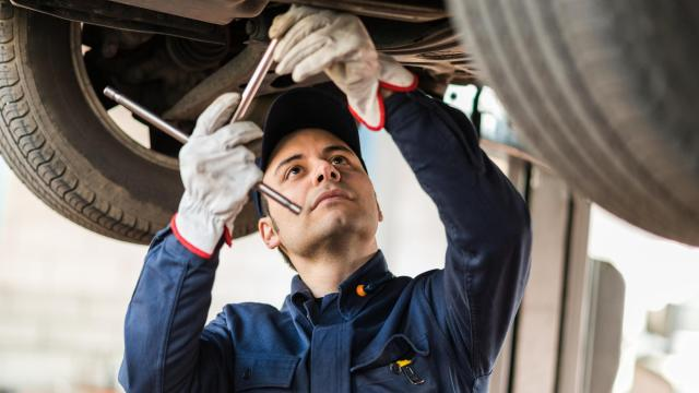 To find a professional technician that will care for a vehicle properly, many vehicle owners rely on friends and family for referrals.