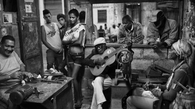 Havana, Cuba, 2014 (Photo Courtesy Monkia Bulaj)