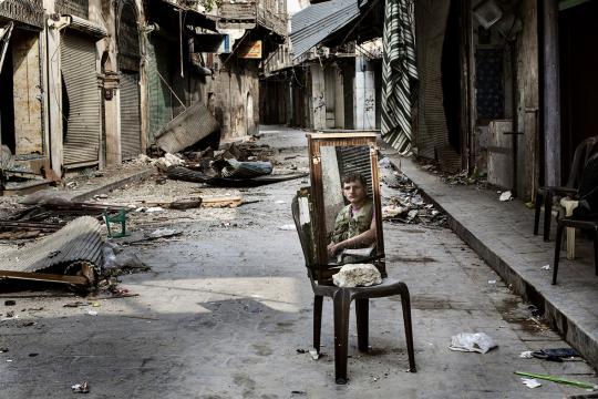Wilson : Spotlight : Aleppo Syria