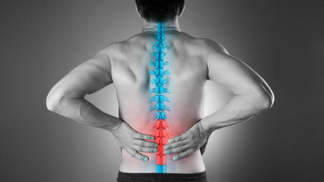 Minimally invasive spine surgery can help back pain