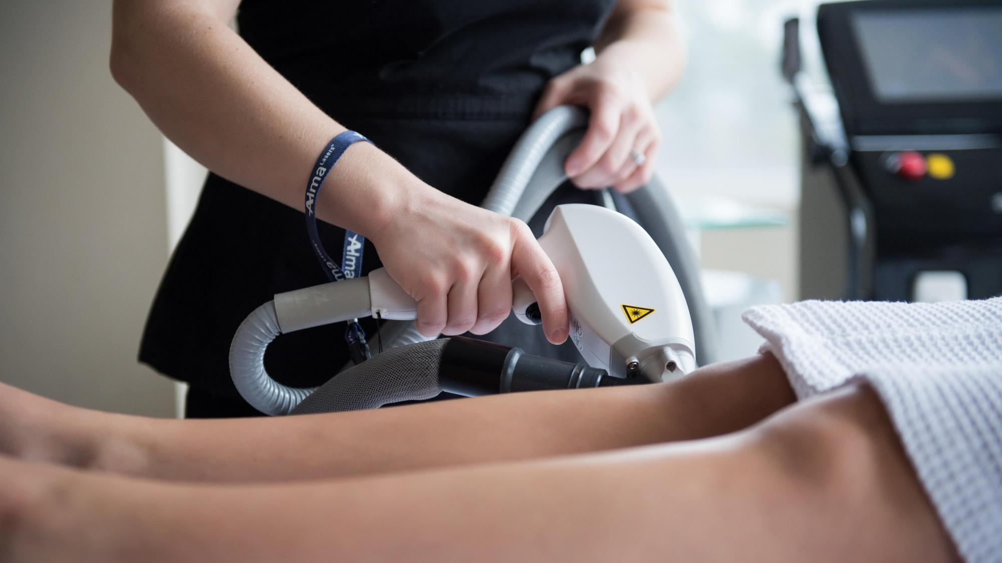7 Things To Know Before Booking Laser Hair Removal Wral Com