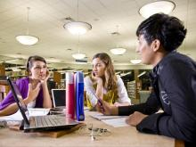 Triangle Springs : Spotlight : College Students