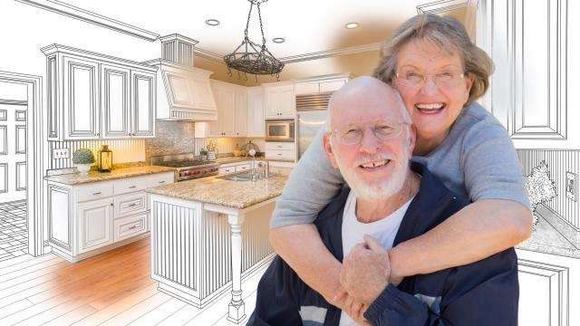 Updating a home for easier aging in place can be daunting, but being proactive can minimize both the financial and emotional stresses. (Andy Dean Photography/Big Stock Photo)