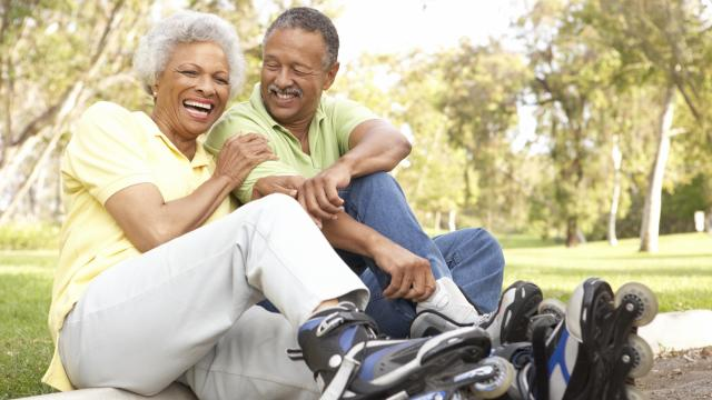 """The definition of what constitutes an """"active"""" older adult has changed over the past few decades. Seniors are joining clubs, re-learning old hobbies and participating in athletic events. (monkeybusinessimages/Big Stock Photo)"""