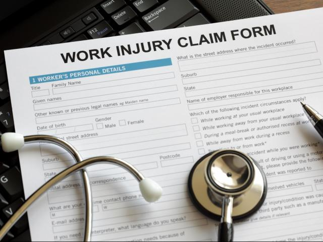 If you are injured on the job, workers' compensation provides benefits and payment to cover the cost of your medical treatment and other expenses while you take time off work to recover. (Flynt/Big Stock Photo)