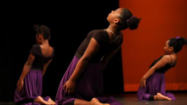 Organizations like TheGifted Arts and the Towne Players of Garner are helping to nurture young people through theater, music, dance and more.  (Photo Courtesy of TheGifted Arts)