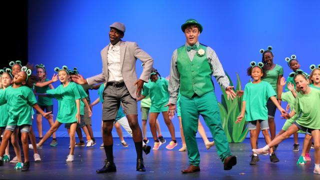Town of Garner : Spotlight : Garner Performing Arts Center
