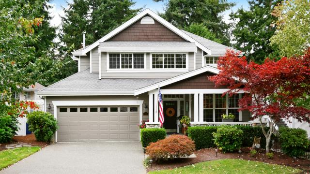 """""""Enhancing your home's curb appeal is like shining your shoes,"""" added Meighan Carmichael, a real estate broker with Coldwell Banker Howard Perry and Walston. """"When a potential buyer walks up to your home, it's all about the first feeling they get - that emotional connection. Buyers will pay more for homes that they love."""" (Artazum LLC/Big Stock Photo)"""