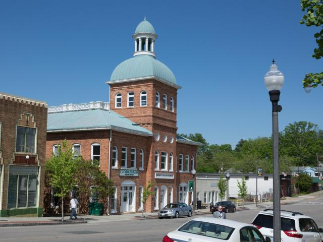 Sanford is one of the state's smaller communities that is making a name for itself -- it recently secured a half a billion dollar investment from Pfizer -- but the draw of the city isn't just its robust job market. (Photo Courtesy of Sanford Area Growth Alliance)