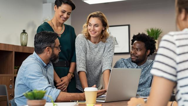 Launch Chapel Hill began as an informal incubator where entrepreneurs could share their ideas. Soon after, a director was hired to organize programming so a cohort of entrepreneurs could receive education and mentorship together. (Rido81/Big Stock Photo)