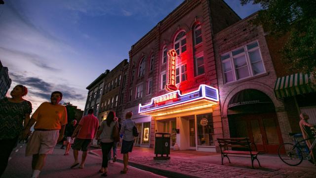 Little Washington : Spotlight : Turnage Theatre