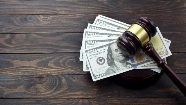 The cost of working with a lawyer often comes as a pleasant surprise to individuals who've never sought legal help and don't understand legal fee structures. (vetre/Big Stock Photo)