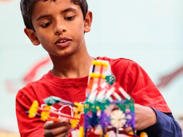 Wake County magnet schools' Gifted and Talented pathway is rooted in the belief every student has gifts and talents to be valued and nurtured. (Photo Courtesy of Wake County Public School System)