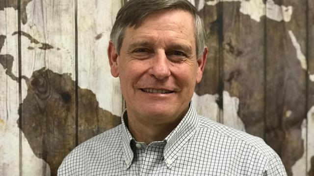 Rody Hawkins founded Improved Nature, a Garner-based company that develops plant-based protein products. (Photo Courtesy of Town of Garner)