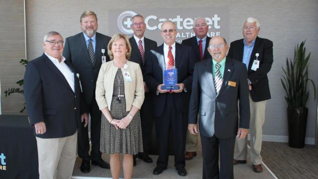 In November 2019, Carteret Health Care became the first organization in North Carolina to become a member of the Mayo Clinic Care Network.  (Photo Courtesy of Carteret Health Care)