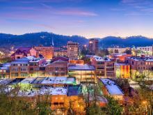 NC League : Spotlight : City of Asheville