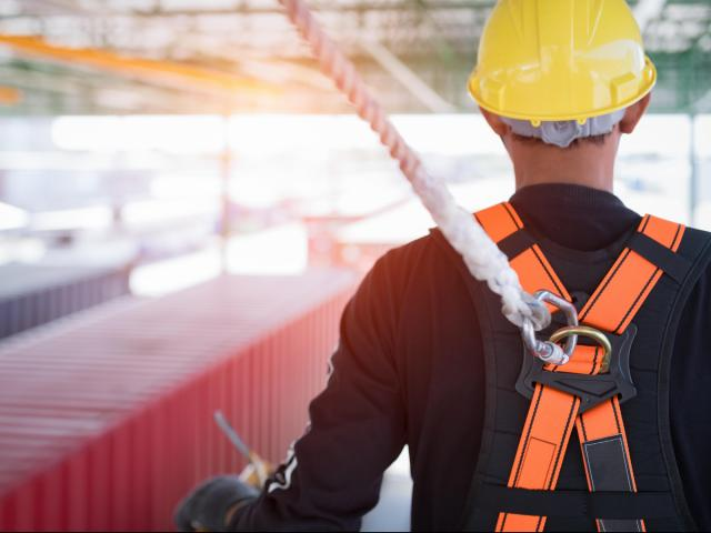 While a populaion boom is great news for the construction industry, it also means that more workers are at risk of injury, especially when construction and construction-adjacent jobs like roofing and structural iron and steel work are some of the most dangerous jobs in the country. (Aunging/Big Stock Photo)