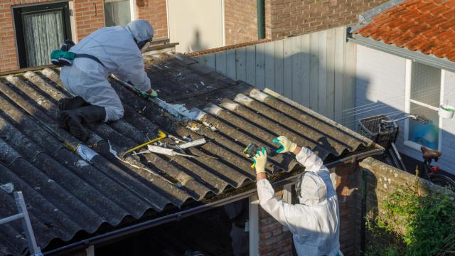 Due to regulations, asbestos exposure is far less common than it used to be, but that doesn't mean it's been wholly eradicated, and it can still lurk in unlikely places. (ArjanL/Big Stock Photo)