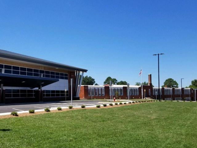 The historic W.B. Wicker Elementary School in Sanford reopened its doors for the first time in decades. Through consultations with alumni, the school board has taken care to incorporate the old with the new -- both in the physical structure and in the innovative curriculum. (Photo Courtesy of Lee County Schools)