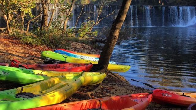 Endor Paddle has helped make Deep River one of the most popular stops for an afternoon outdoors in Sanford. (Photo Courtesy of Endor Paddle)