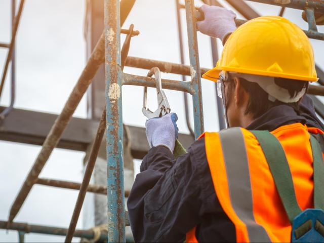 With thousands of deaths and injuries every year, construction and demolition sites are some of the most dangerous workplaces. (PramoteBigstock/Big Stock Photo)