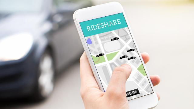 While rideshare apps like Uber and Lyft are convenient, there's always a risk of a collision when on the road. (TeroVesalainen/Big Stock Photo)