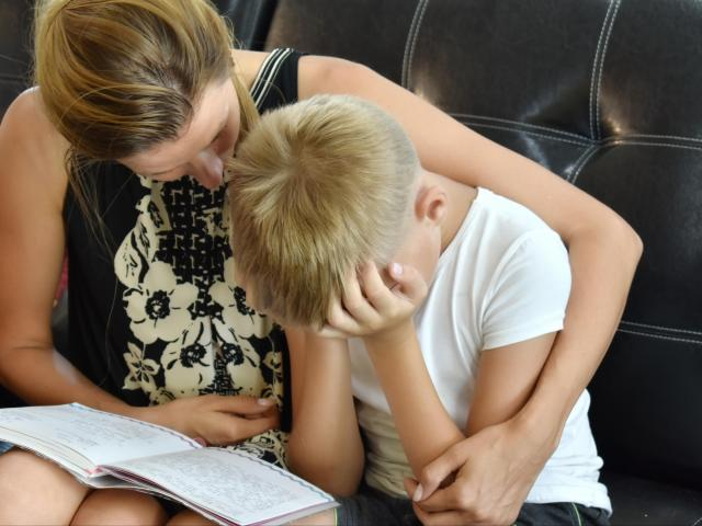 Almost every child who is referred to therapeutic foster care has endured trauma of some sort. As a result, therapeutic foster parents undergo specialized training to understand and appropriately respond to challenging behaviors that may present as a result of this trauma. (VictoriaDunn/Big Stock Photo)