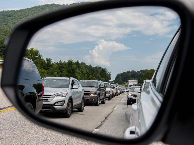 As North Carolina begins to slowly reopen, there will be more people on the road than there have been in recent months. As people resume regular routines, road safety should be of paramount importance. (kvd design/Big Stock Photo)