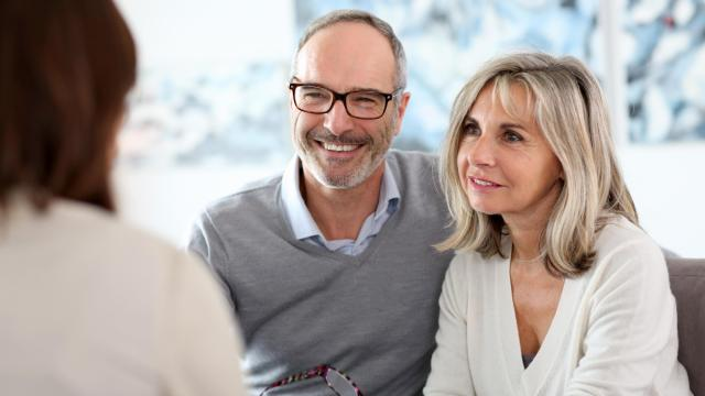 Playing the market can be risky, especially when it's the method for funding your retirement plan.