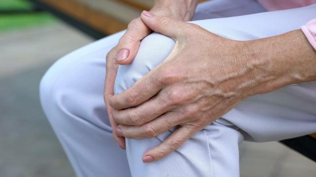 Sudden injury, wear and tear, extended periods of immobility -- whatever the reason may be, the cartilage surrounding the joints of the knee is not impervious to damage. For some, the pain of an injured knee joint may affect everyday life, limiting mobility and complicating day-to-day routines.(motortion/Big Stock Photo)